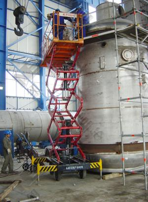 Maintenance of high altitude platform