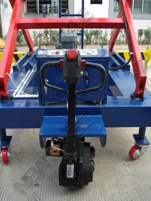 Lifting platform self - powered device