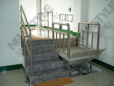Disabled platform